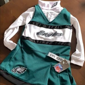 Eagles Cheerleading outfit